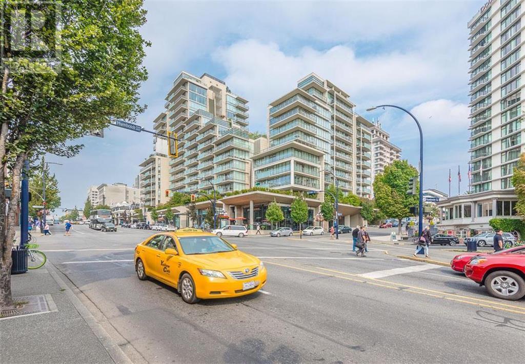 Buliding: 708 Burdett Avenue, Victoria, BC
