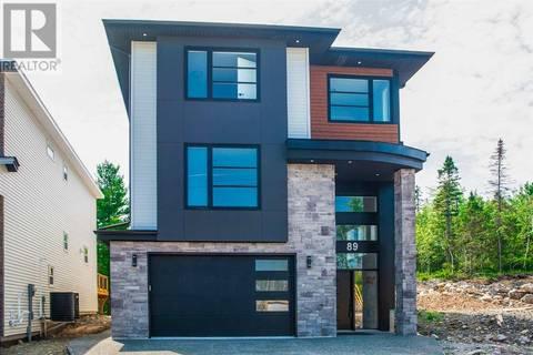 House for sale at 89 Samaa Ct Unit Sa10 West Bedford Nova Scotia - MLS: 201807642