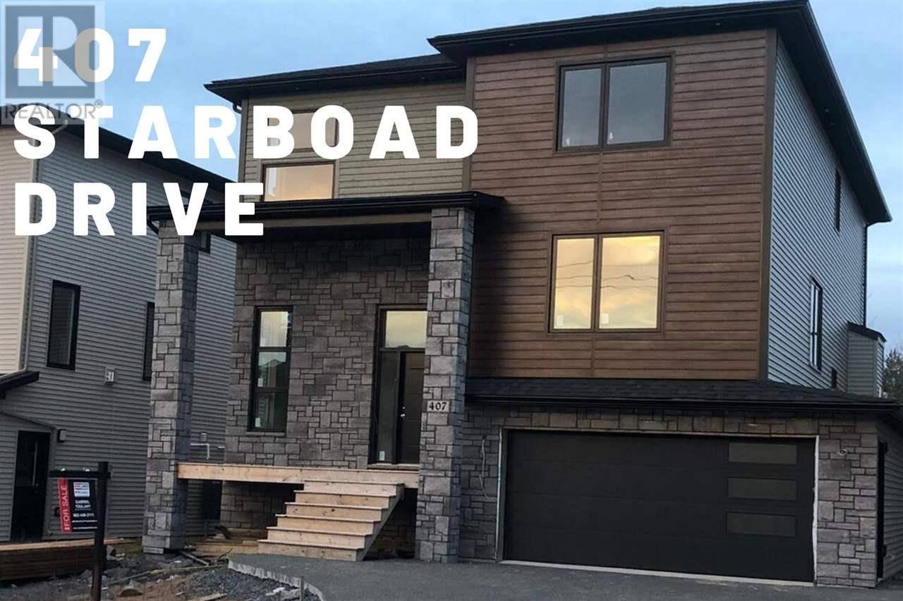 House for sale at 407 Starboard Dr Unit Sb35 Halifax Nova Scotia - MLS: 201926813