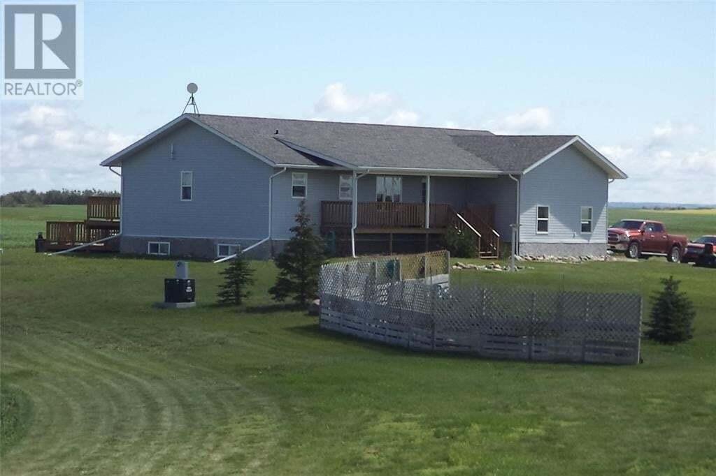 House for sale at 18 Twp 20 Rge 21 W2 Louis Riel Trl Unit SEC Lumsden Rm No. 189 Saskatchewan - MLS: SK825877