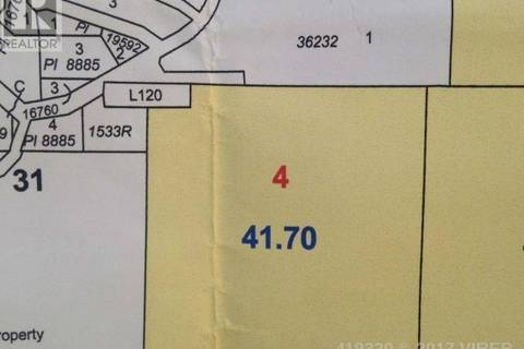 Sec - 27 Weldon (off) Road, Lasqueti Island — For Sale