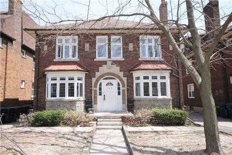 Townhouse for rent at 163 Highbourne Rd Unit Second Toronto Ontario - MLS: C4875052
