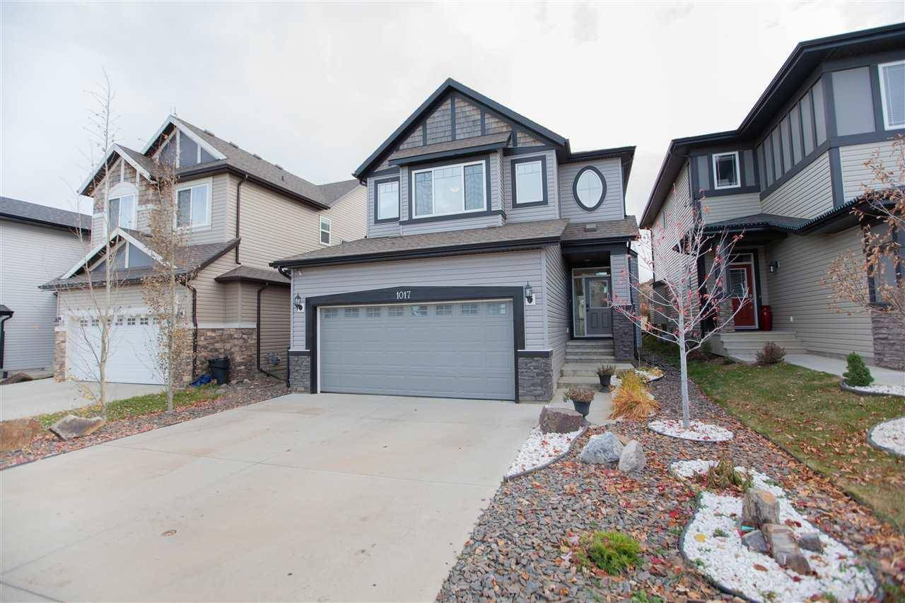 House for sale at  Secord Pm  Nw Edmonton Alberta - MLS: E4177752