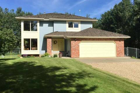 House for sale at  Sh  Rural Parkland County Alberta - MLS: E4147319