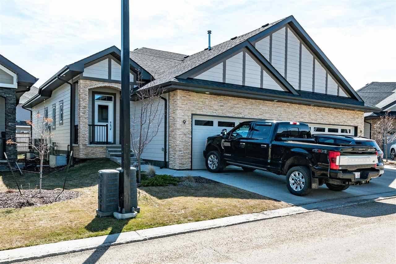 Townhouse for sale at  Signature Cv  Sherwood Park Alberta - MLS: E4188179