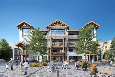 Condo for sale at  The Residences At Touchstone Village Unit SL #38 Gibsons British Columbia - MLS: R2476843
