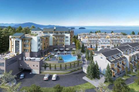 Townhouse for sale at  The Townhomes At Touchstone Village Unit SL #43 Gibsons British Columbia - MLS: R2476919