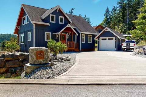 House for sale at 4622 Sinclair Bay Rd Unit SL43 Madeira Park British Columbia - MLS: R2480681