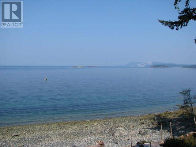 Home for sale at  Block B Mouat Rd South Texada Island British Columbia - MLS: 14998