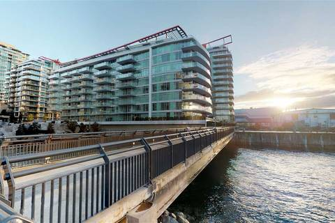 Condo for sale at 175 Victory Ship Wy Unit SPH 901 North Vancouver British Columbia - MLS: R2387338