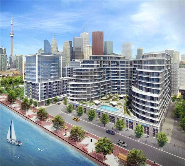 Sold: Sph18 - 1 Edgewater Drive, Toronto, ON