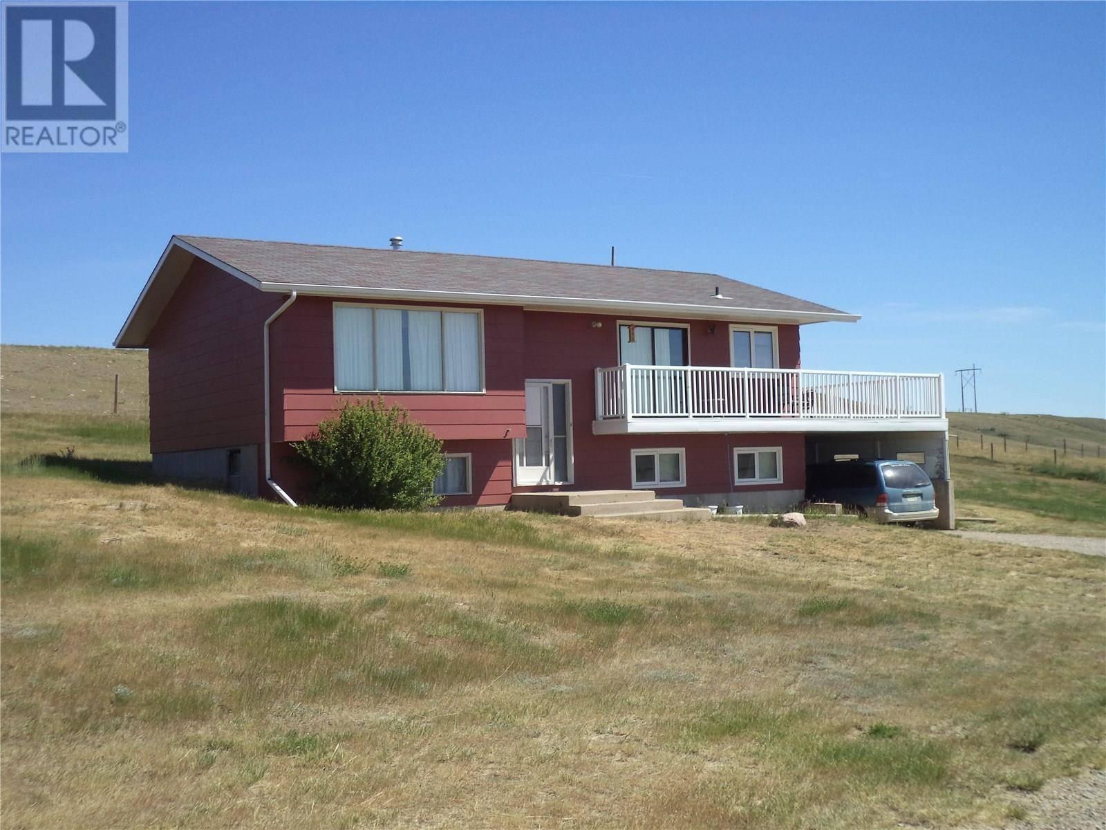 House for sale at  St. Cyr Acreage  Swift Current Rm No. 137 Saskatchewan - MLS: SK776137