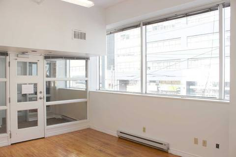 Commercial property for lease at 675 King St Apartment Ste 204 Toronto Ontario - MLS: C4270589
