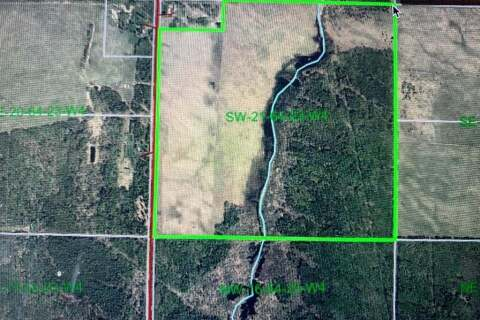 Residential property for sale at SW-21-64-23-W4 Rr 234  Rural Athabasca County Alberta - MLS: A1024611