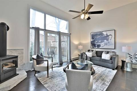 Condo for sale at 115 Henderson Ave Unit T H #3 Markham Ontario - MLS: N4730091