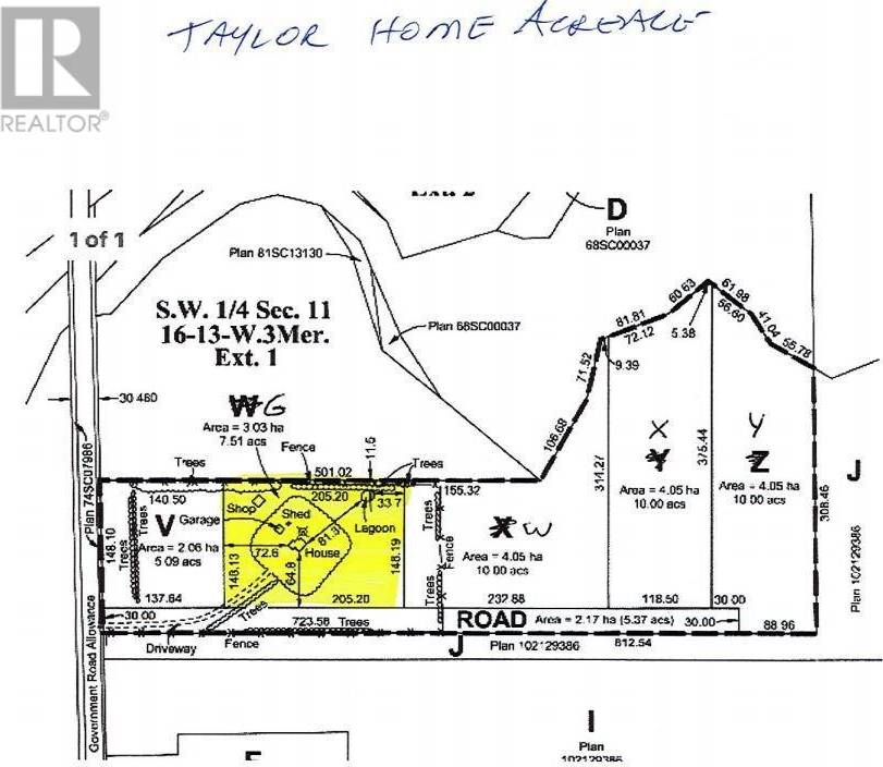Taylor Acreage , Swift Current Rm No. 137 | Image 2