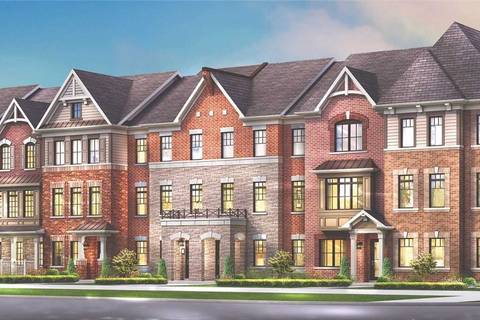 Townhouse for sale at 10945 Victoria Square Ave Unit Tba Markham Ontario - MLS: N4669772