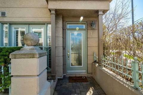 Condo for sale at 2111 Lake Shore Blvd Unit Th-1 Toronto Ontario - MLS: W4445344