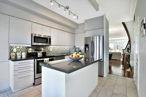 Condo for sale at 2111 Lake Shore Blvd Unit Th 1 Toronto Ontario - MLS: W4537914