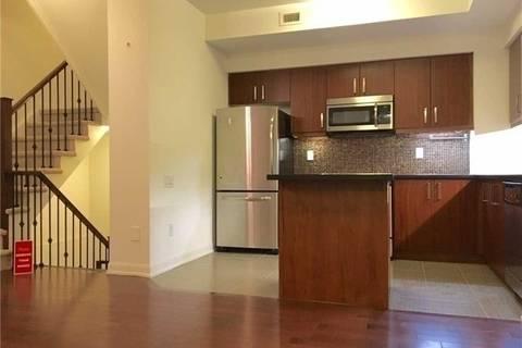 Apartment for rent at 19 Anndale Dr Unit Th 10 Toronto Ontario - MLS: C4414770