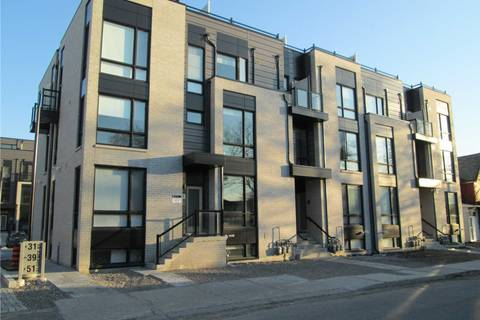 Apartment for rent at 51 Florence St Unit Th 11 Toronto Ontario - MLS: C4438798