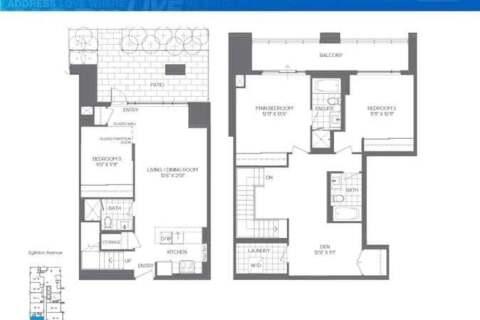 Condo for sale at 2560 Eglinton Ave Unit Th 111 Mississauga Ontario - MLS: W4927633