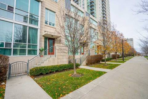 Apartment for rent at 90 Absolute Ave Unit Th-113 Mississauga Ontario - MLS: W4549217