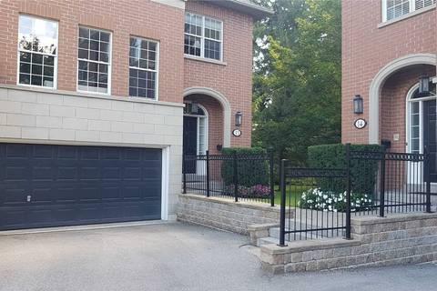 Condo for sale at 8038 Yonge St Unit Th 13 Vaughan Ontario - MLS: N4621073