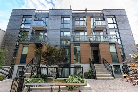 Condo for sale at 58 Macaulay Ave Unit Th 203 Toronto Ontario - MLS: W4697141