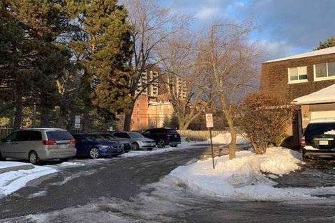 Apartment for rent at 300 Bridletowne Circ Unit Th 34 Toronto Ontario - MLS: E4649909