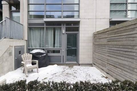 Apartment for rent at 57 East Liberty St Unit Th 5 Toronto Ontario - MLS: C4702613