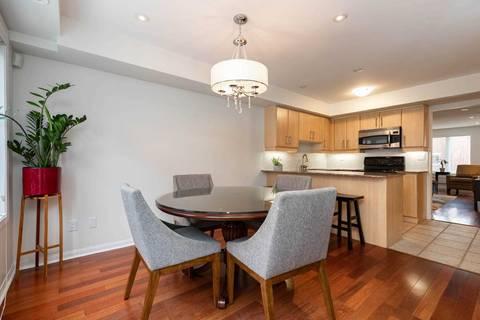 Condo for sale at 25 Laidlaw St Unit Th 512 Toronto Ontario - MLS: W4692688