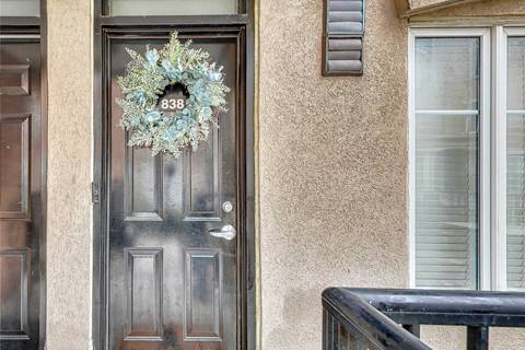 Condo for sale at 46 Western Battery Rd Unit Th 838 Toronto Ontario - MLS: C4736402