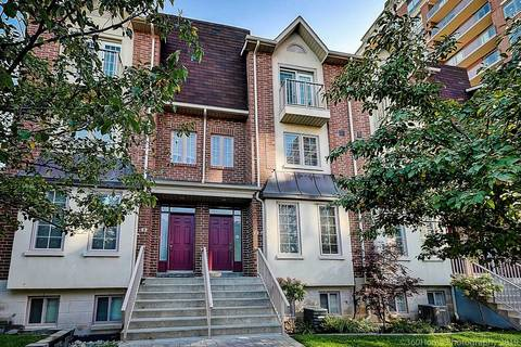 Condo for sale at 1 Clairtrell Rd Unit Th-C Toronto Ontario - MLS: C4593634