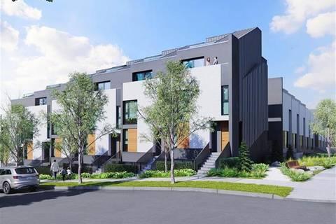 Condo for sale at 649 3rd St E Unit TH E3 North Vancouver British Columbia - MLS: R2390282