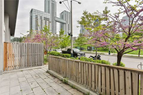 Apartment for rent at 56 Dan Leckie Wy Unit Th05 Toronto Ontario - MLS: C4703079