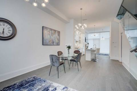 Condo for sale at 101 Erskine Ave Unit Th07 Toronto Ontario - MLS: C4576272