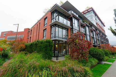 Townhouse for sale at 2399 Scotia St Unit TH1 Vancouver British Columbia - MLS: R2350537