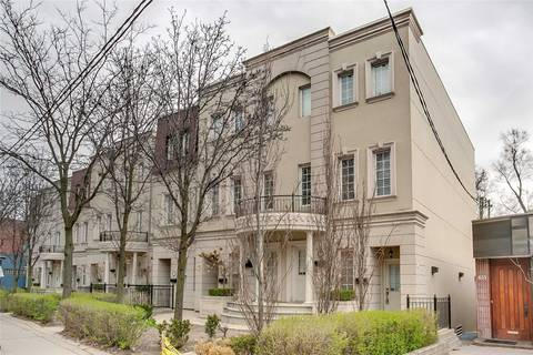 Townhouse for sale at 645 Davenport Rd Unit Th1 Toronto Ontario - MLS: C4462257