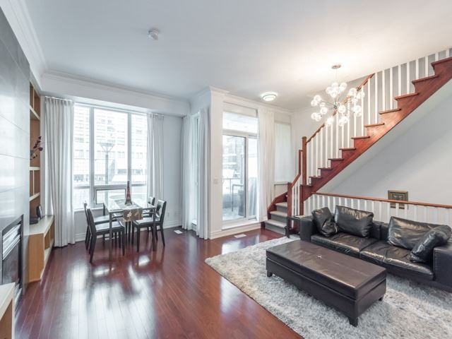 For Sale: Th1 - 761 Bay Street, Toronto, ON | 3 Bed, 3 Bath Condo for $2,360,000. See 20 photos!