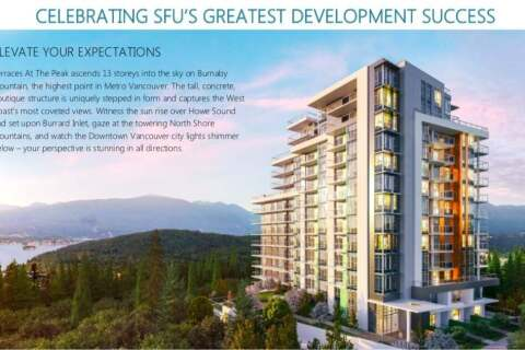 Townhouse for sale at 8940 University Cres Unit TH1 Burnaby British Columbia - MLS: R2467972