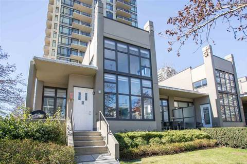 Townhouse for sale at 2355 Madison Ave Unit TH10 Burnaby British Columbia - MLS: R2351609