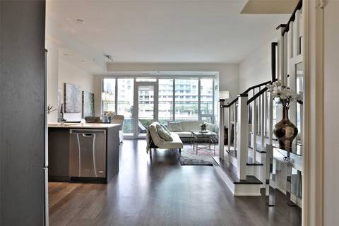 Apartment for rent at 30 Roehampton Ave Unit Th10 Toronto Ontario - MLS: C4520223