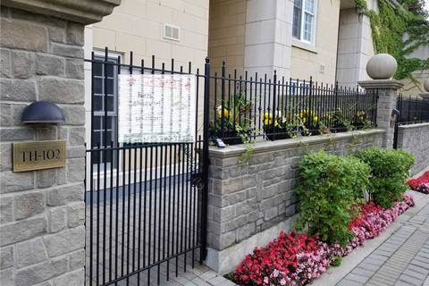 Apartment for rent at 2287 Lake Shore Blvd Unit Th102 Toronto Ontario - MLS: W4518799