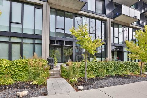 Condo for sale at 47 Lower River St Unit Th107 Toronto Ontario - MLS: C4583548