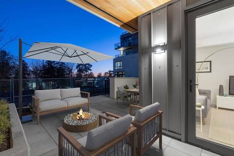 Townhouse for sale at 707 3rd St E Unit TH109 North Vancouver British Columbia - MLS: R2416226