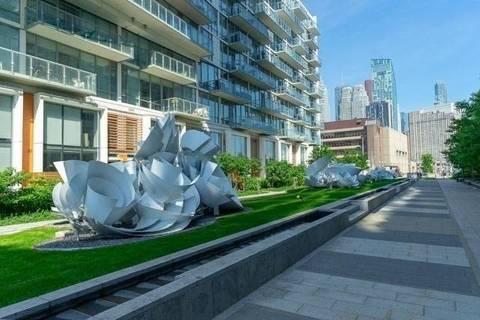 Apartment for rent at 39 Queens Quay Unit Th114 Toronto Ontario - MLS: C4529202