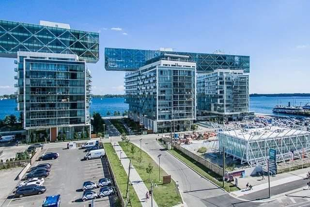 Sold: Th123 - 29 Queens Quay Quay East, Toronto, ON