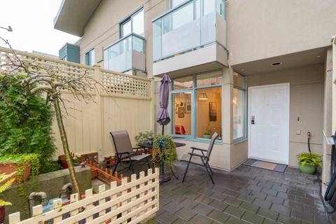 Townhouse for sale at 63 Keefer Pl Unit TH15 Vancouver British Columbia - MLS: R2426258