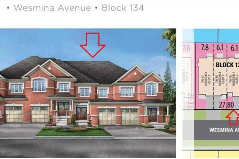 Townhouse for sale at Th15 Wesmina Ave Whitchurch-stouffville Ontario - MLS: N4879462